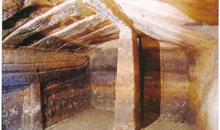 Necropoli di Monte Seseri, Putifigari