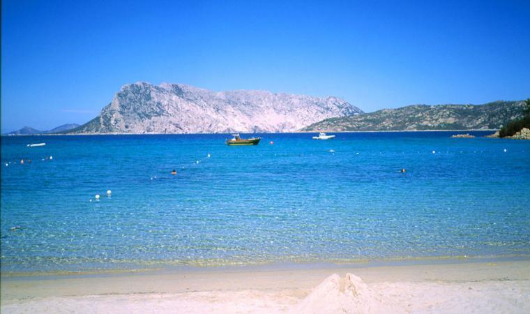 Spiaggia Le Farfalle , cala Suaraccia - San Teodoro