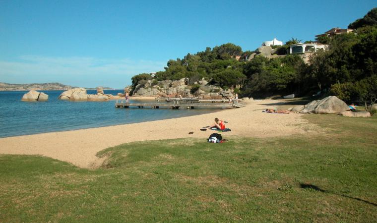 Spiaggia di Porto Ra
