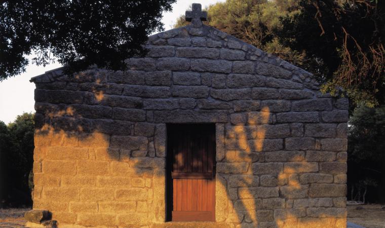 Luogosanto, chiesa di Santo Stefano; The Church of Santo Stefano, Luogosanto