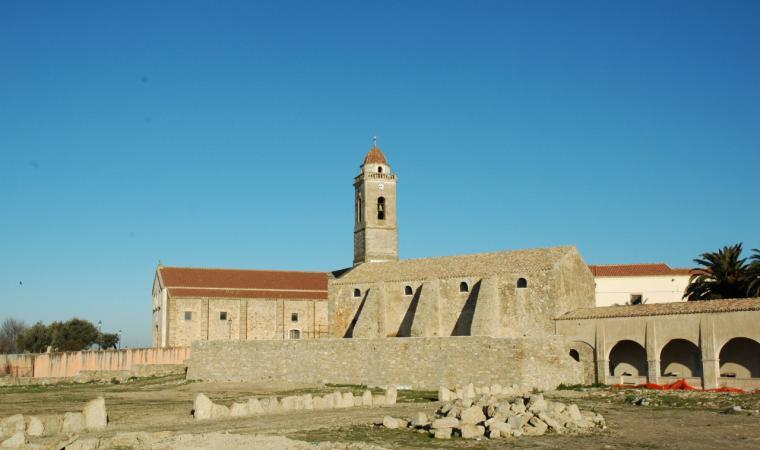 Mandas, chiesa di San Giacomo; Church of San Giacomo, Mandas