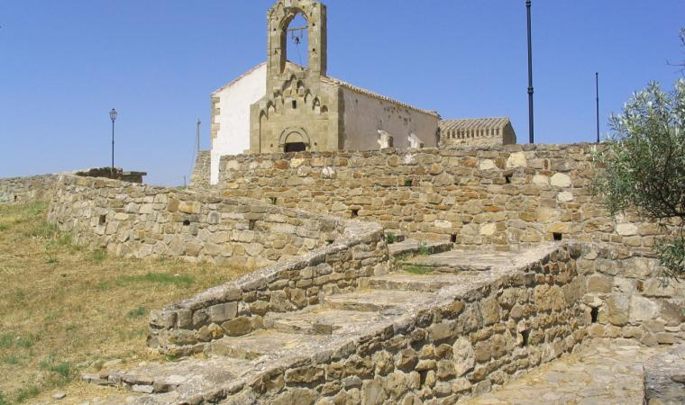 Chiesa di santa Maria di Segolay - Senorbì