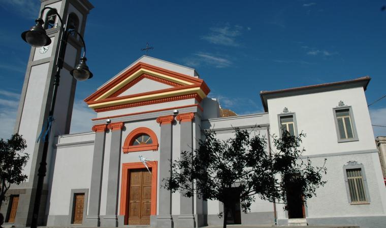 Chiesa di santa Maria Immacolata - Serrenti