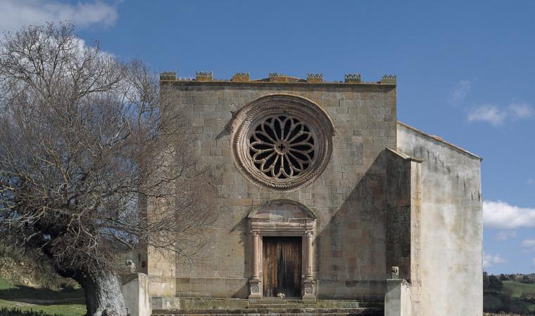 The Country Sanctuary of San Marco, Sorgono; Sorgono, santuario campestre di San Marco