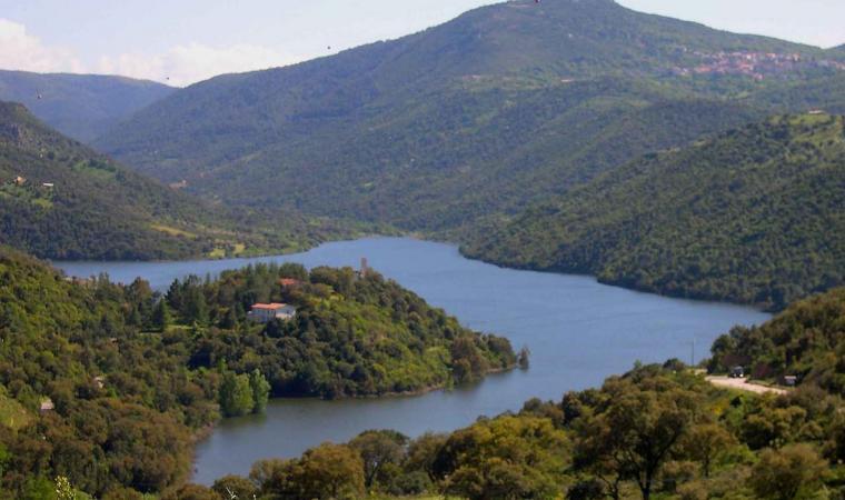 Lago Cucchinadorza - Teti