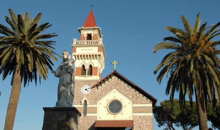 Chiesa del Cristo Redentore - Arborea