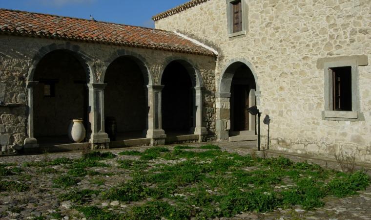 Albagiara, casa museo; A museum of Albagiara