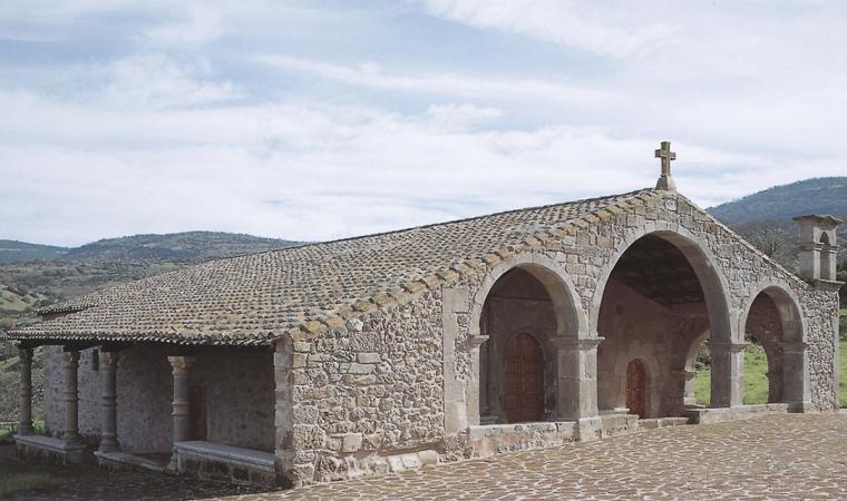 Bidonì, chiesa di Santa Maria di Ossolo; The Church of Santa Maria di Ossolo, Bidonì
