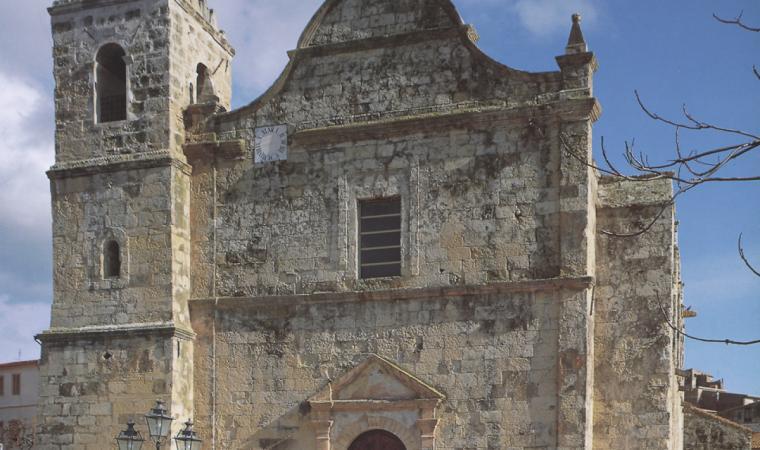 Sagama, chiesa di San Gabriele Arcangelo; The Church of San Gabriele Arcangelo, Sagama