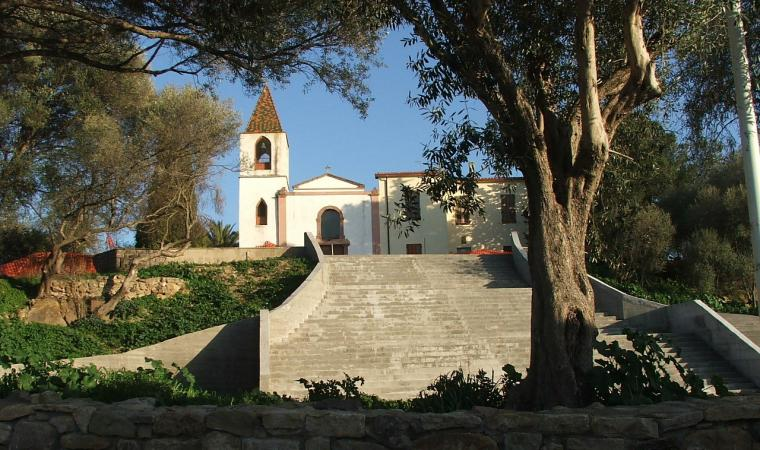Siapiccia, parrocchiale di San Nicola di Bari; The parish church of San Nicola di Bari, Siapiccia