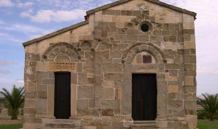 Siddi, chiesa di San Michele Arcangelo