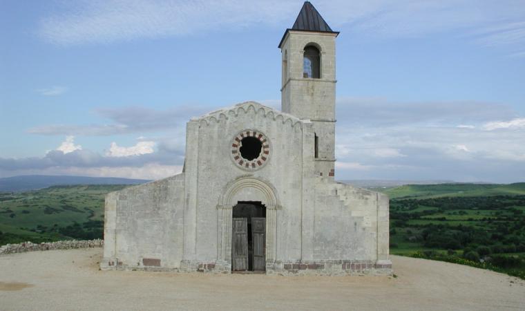 Martis, chiesa di San Pantaleo; The Church of San Pantaleo, Martis
