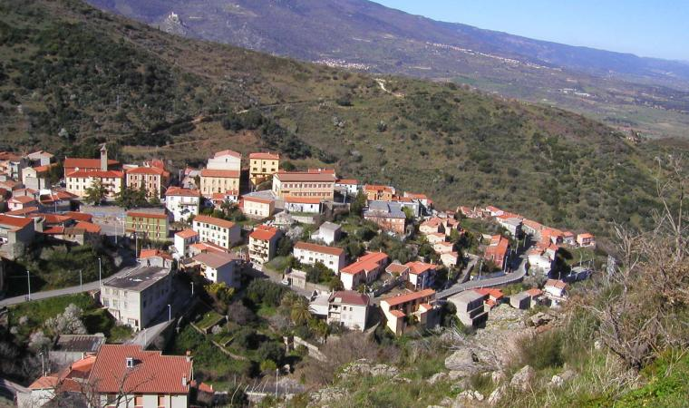 Veduta di Illorai