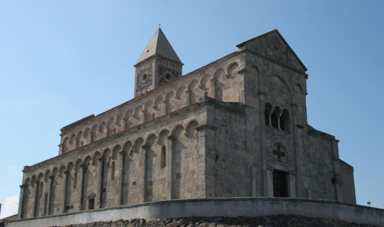 Cattedrale di santa Giusta - Santa Giusta