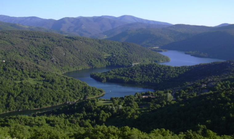 Lago di Gusana