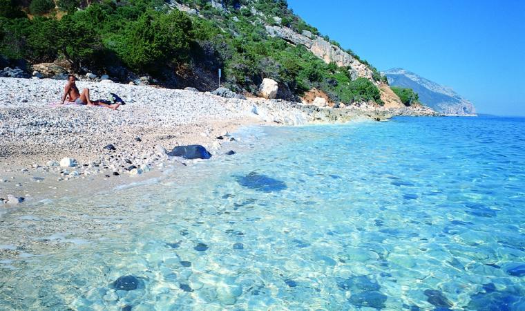 Dorgali, la spiaggia di Ziu Martine