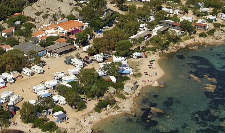 Palau, Baia Saraceno