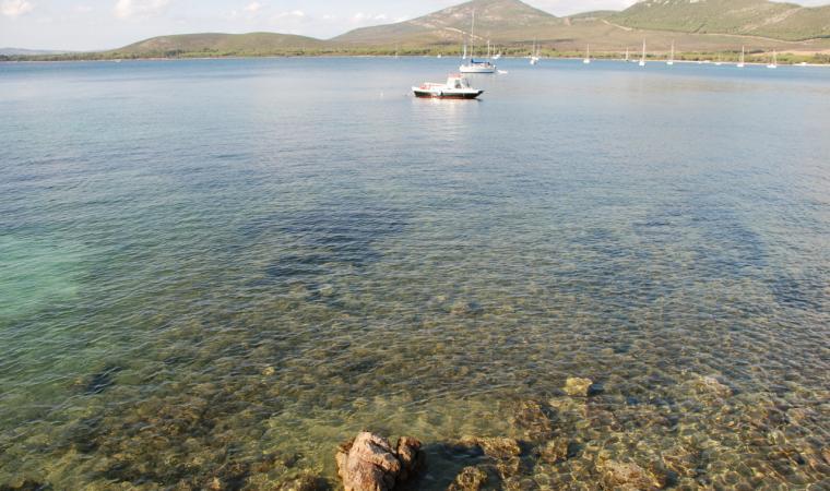 Mugoni spiaggia - Alghero