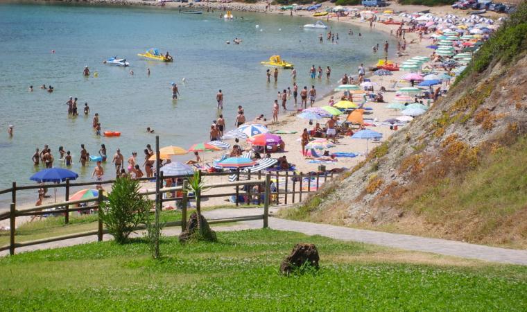 Piaggia Poglina - Villanova Monteleone
