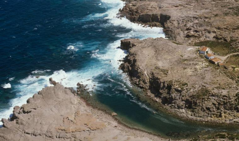 Cala Lunga - Isola di sant'Antioco