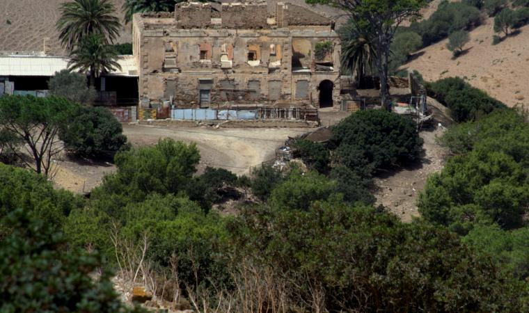 Miniera di monte Onixeddu - Gonnesa