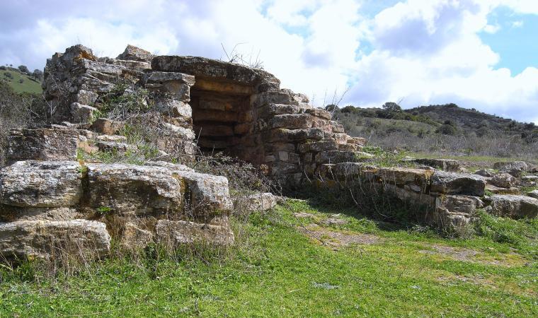 Funtana Cuberta, tempio a pozzo - Ballao