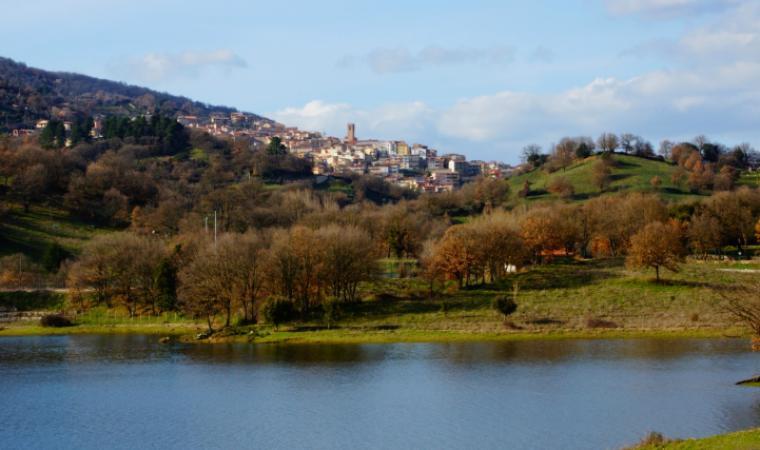 Gavoi - Lago di Gusana