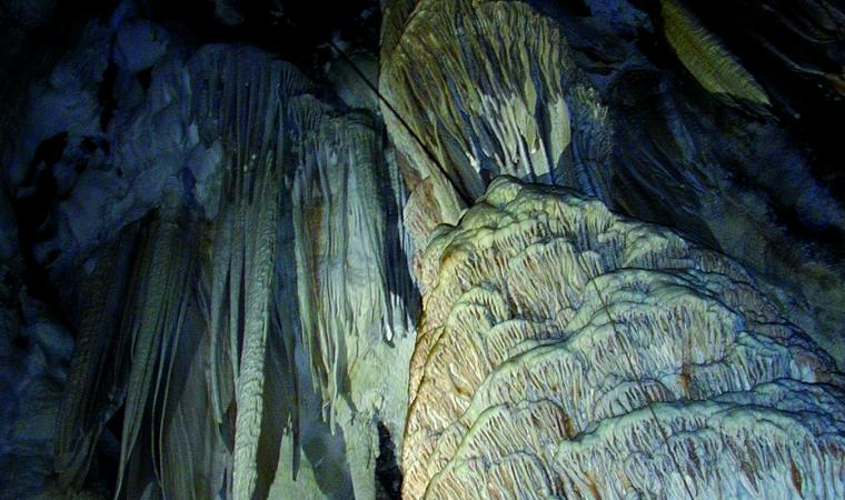 Grotta santa Barbara - Iglesias