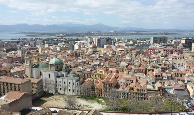 Quartiere Stampace - Cagliari