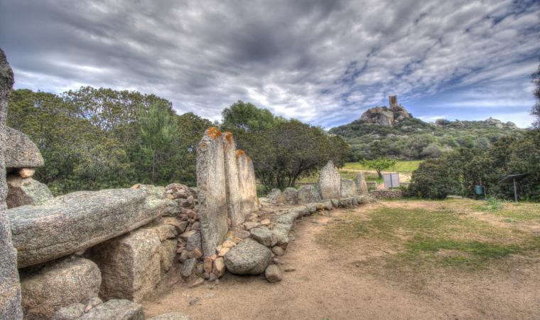 Tomba di Giganti Mont'e s'Abe - Olbia