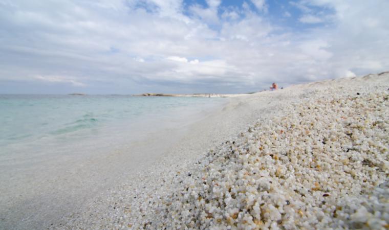 Spiaggia Is Arutas - Cabras