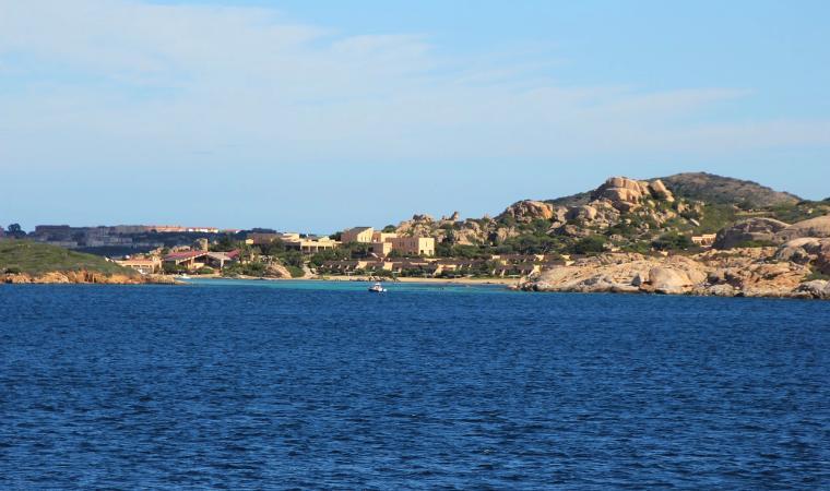 Isola Santo Stefano - La Maddalena