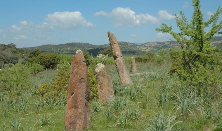 Menhir Corte Noa - Laconi