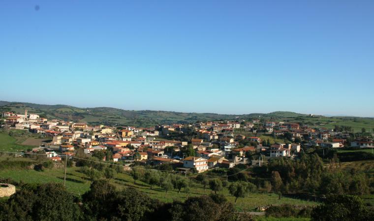 Veduta di Mogorella