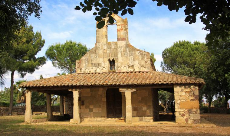 Chiesa di santa Lucia - Monastir