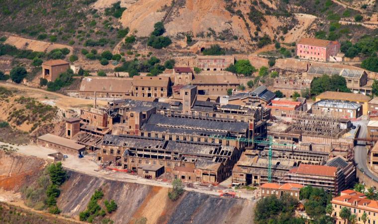 Miniera di Monteponi - Iglesias