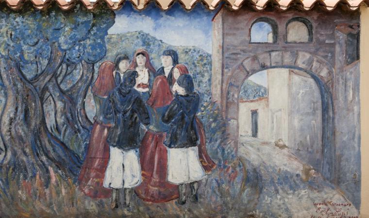 Muravera - murales