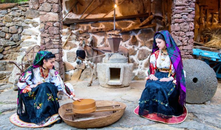 Museo etnografico s'Abba Frisca - Dorgali