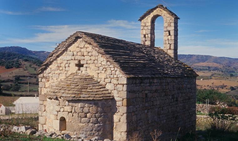 Chiesa di san Pietro - Onanì