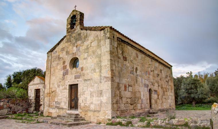 Chiesa di santa Maria di Palmas - S.Giovanni Suergiu
