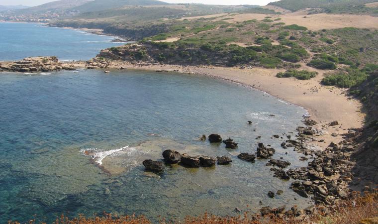 Spiaggia la Marinedda - Porto Alabe