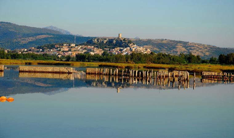 Panorama vista borgo san Giovanni