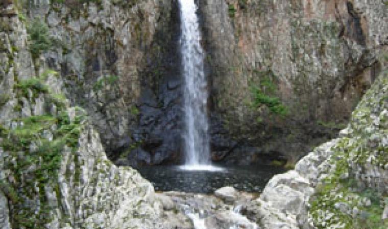 Rio 'e Forru, cascata