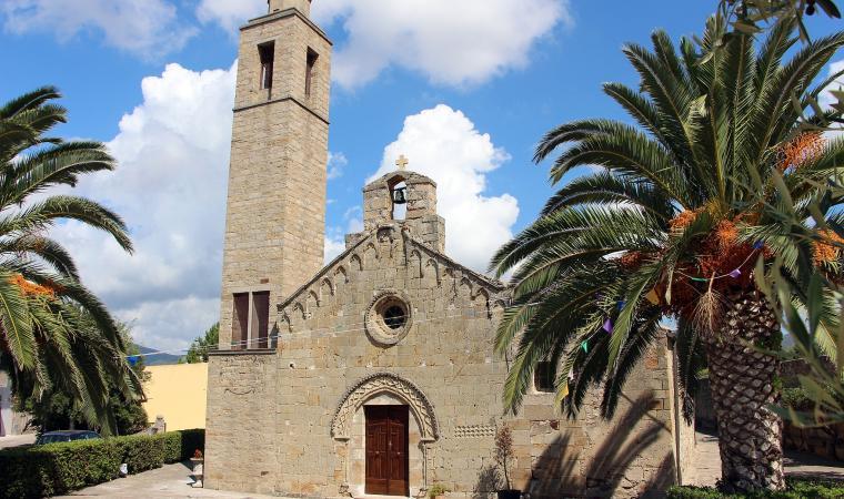 Chiesa di santa Maria delle Grazie - Santa Maria Coghinas