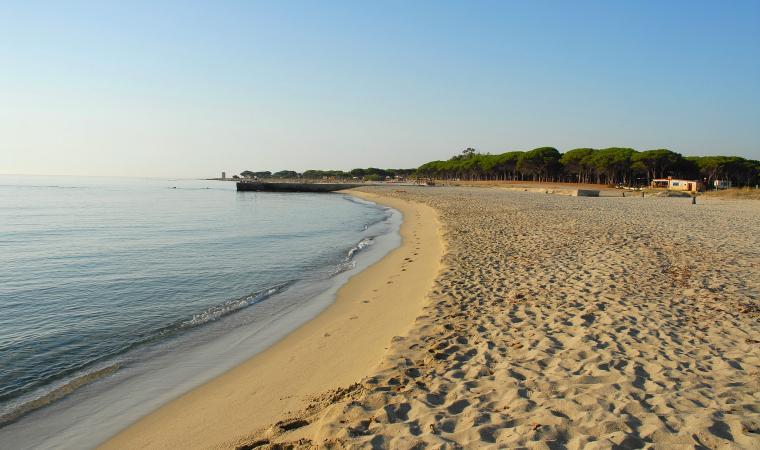 San Giovanni di Posada, spiaggia