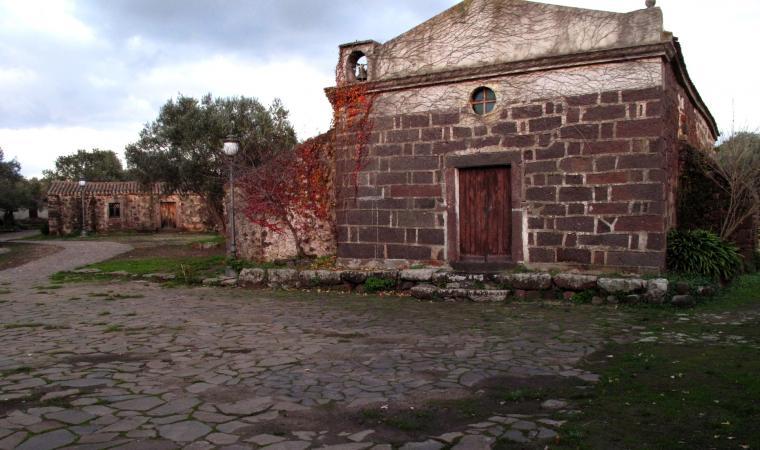 Chiesa di santa Cristina - Paulilatino