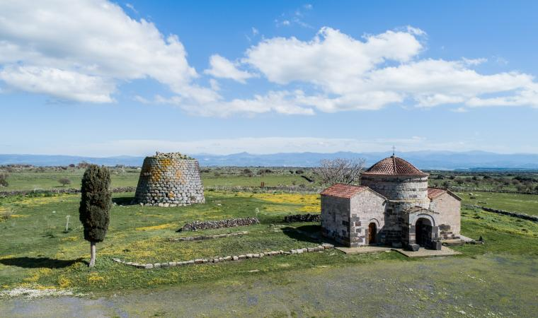 Santa Sabina - Silanus