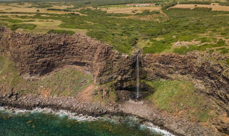 Cascate Capo Nieddu - Cuglieri