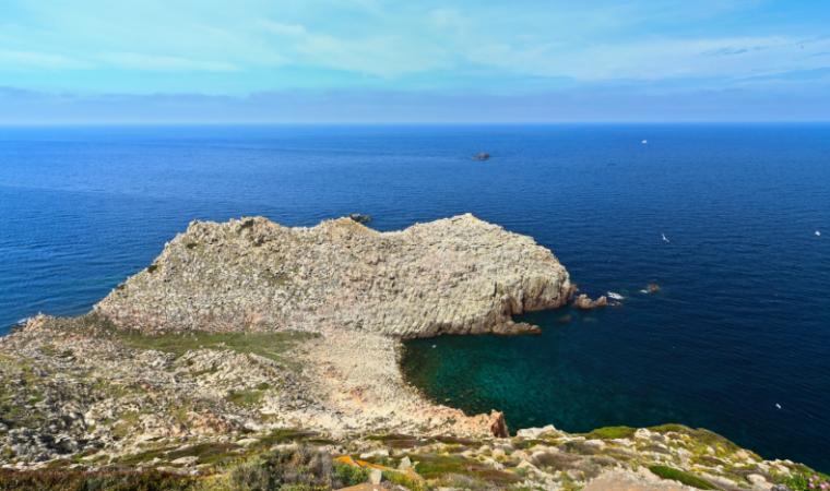 Capo Sandalo - Isola San Pietro
