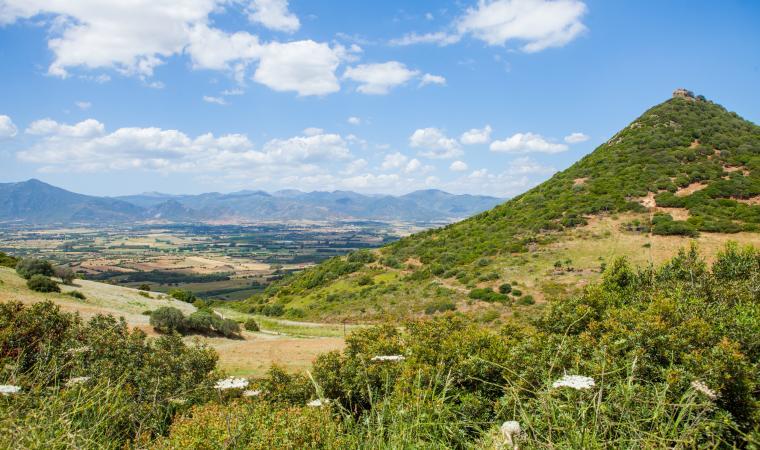 Sulcis Iglesiente - panorama